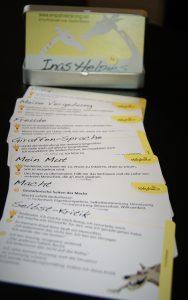 """2. überarbeitete Auflage von """"Inas Helpies"""" verfügbar!"""